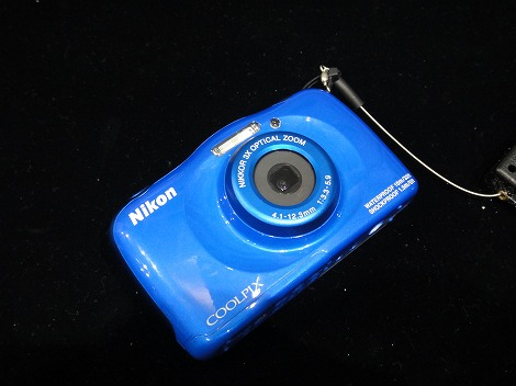 COOLPIX S33レビュー