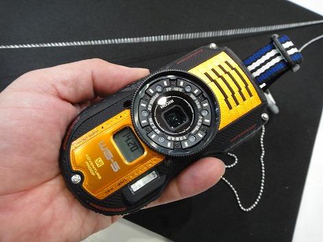 リコー WG-5 GPSレビュー