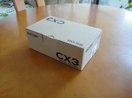 CX3レビュー