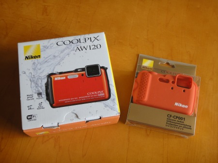 COOLPIX AW120レビュー